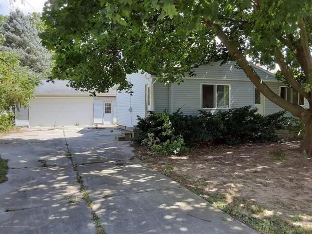 215 S Sherman Street, Leslie, MI 49251 (MLS #630000240558) :: The Toth Team