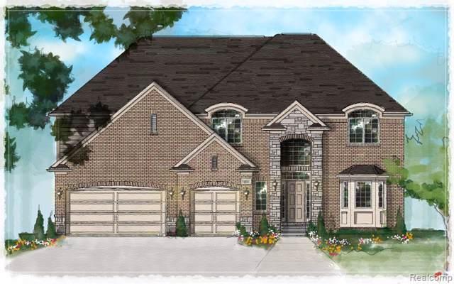 5973 Ashwood Drive, Troy, MI 48085 (#219092322) :: The Buckley Jolley Real Estate Team