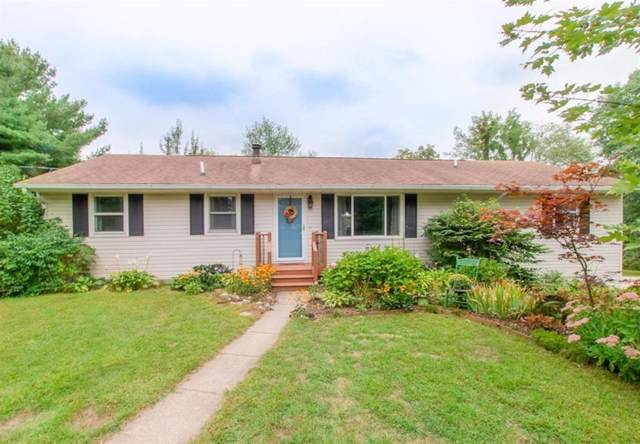 9665 Seymour Rd, Leoni, MI 49240 (#543268620) :: Keller Williams West Bloomfield