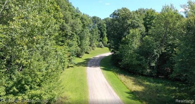 0000 Charitoo Ridge, Addison Twp, MI 48367 (#219092514) :: The Buckley Jolley Real Estate Team