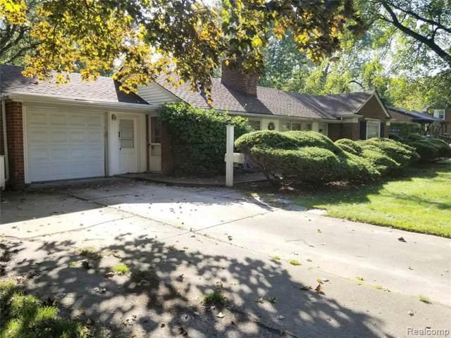 521 Mount Vernon Boulevard, Royal Oak, MI 48073 (#219092561) :: The Buckley Jolley Real Estate Team