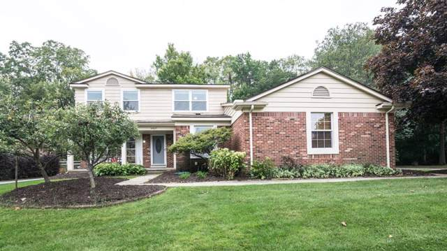 44013 Winthrop Drive, Novi, MI 48375 (#543268635) :: GK Real Estate Team