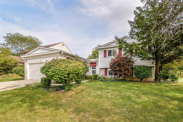 2254 Georgetown Boulevard, Ann Arbor, MI 48105 (#543268532) :: The Buckley Jolley Real Estate Team