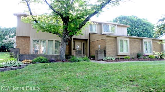 30725 Turtle Creek, Farmington Hills, MI 48331 (#219093985) :: The Buckley Jolley Real Estate Team