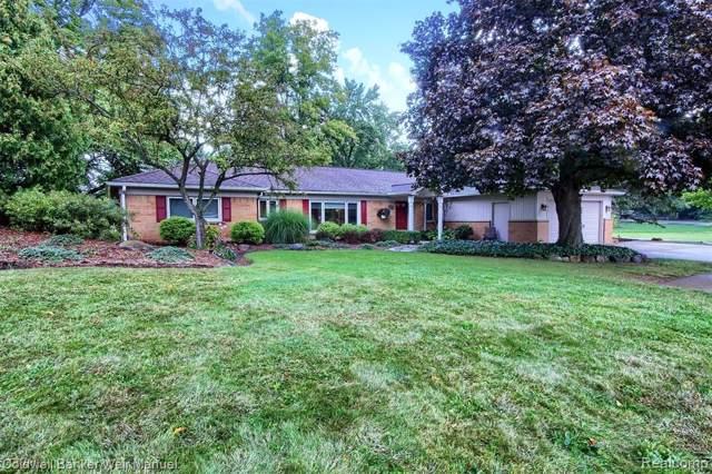 47820 W Ann Arbor Trail, Plymouth Twp, MI 48170 (#219094674) :: The Buckley Jolley Real Estate Team