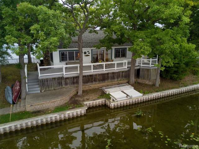 16388 Stages Island, Argentine Twp, MI 48451 (#219094767) :: RE/MAX Classic
