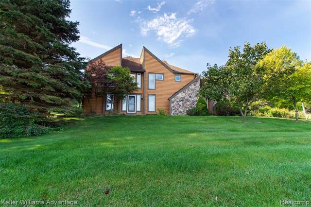 1568 Coventry Square Drive, Scio Twp, MI 48103 (MLS #219095018) :: The Toth Team