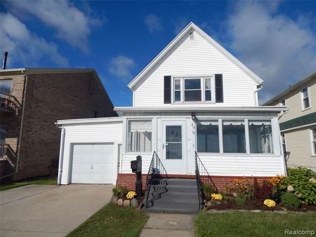 2919 Conger Street, Port Huron, MI 48060 (#219095082) :: The Buckley Jolley Real Estate Team