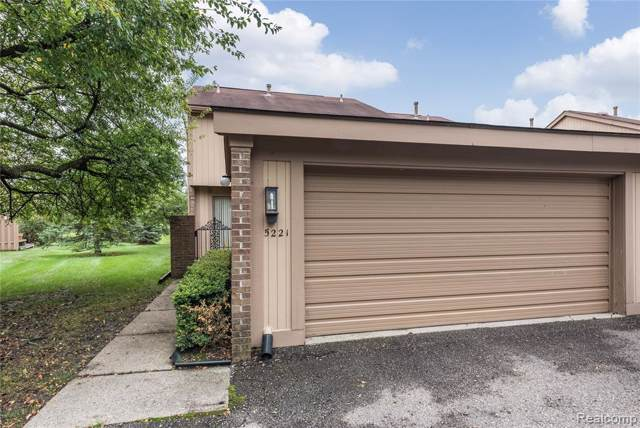 5221 Potomac Run N, West Bloomfield Twp, MI 48322 (#219095125) :: Team Sanford