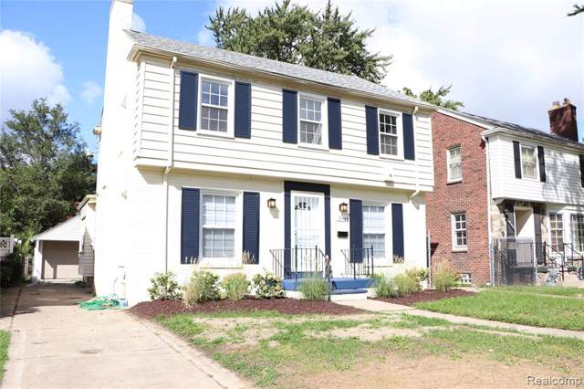 19443 Steel St, Detroit, MI 48235 (#219095205) :: The Buckley Jolley Real Estate Team