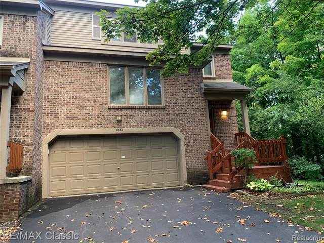 6332 Aspen Ridge Boulevard, West Bloomfield Twp, MI 48322 (#219095699) :: Team Sanford