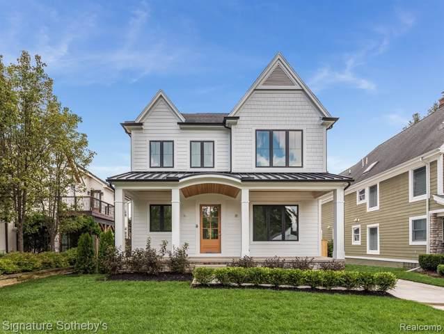 863 S Bates Street, Birmingham, MI 48009 (#219095759) :: The Alex Nugent Team   Real Estate One