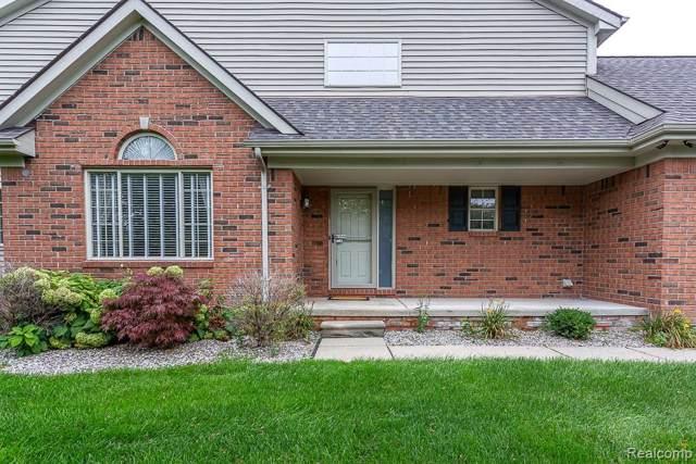 3754 Knightbridge Circle, Sterling Heights, MI 48314 (#219096326) :: The Buckley Jolley Real Estate Team
