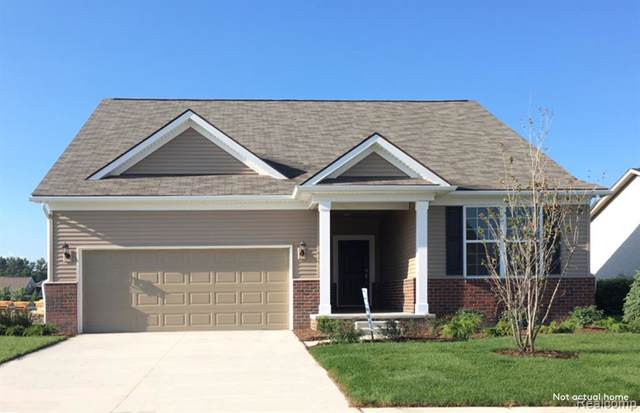 3003 Sumerlyn Court, Auburn Hills, MI 48326 (MLS #219096797) :: The Toth Team