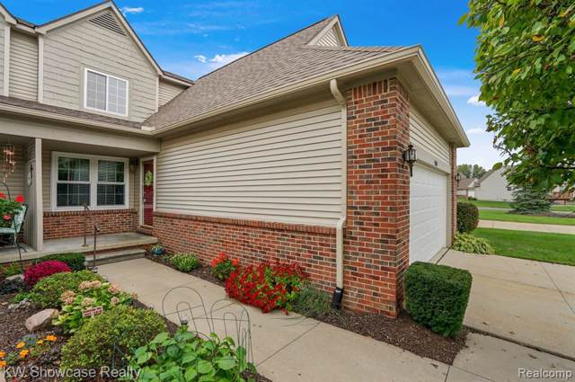 1583 Myrica Lane #12, Oceola Twp, MI 48855 (#219097251) :: The Buckley Jolley Real Estate Team