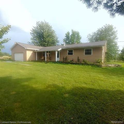 5707 Hollenbeck Road, Marathon Twp, MI 48421 (#219097333) :: GK Real Estate Team