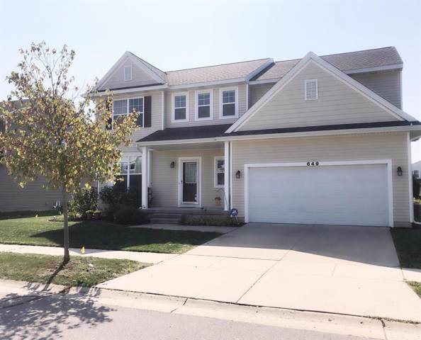649 E Willet Way, East Lansing, MI 48823 (MLS #630000241001) :: The Toth Team
