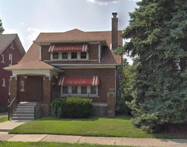 7321 Bingham Street, Dearborn, MI 48126 (#219097633) :: The Mulvihill Group