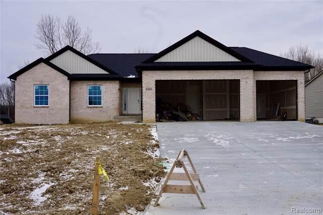 8260 Peninsula Circle, Mundy Twp, MI 48439 (#219098087) :: The Buckley Jolley Real Estate Team