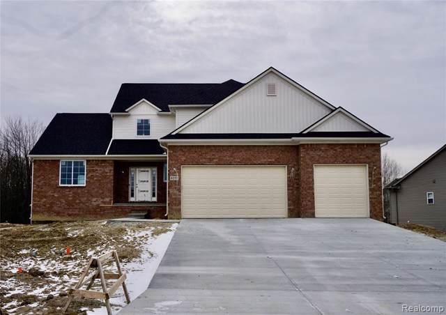 8272 Peninsula Circle, Mundy Twp, MI 48439 (#219098227) :: The Buckley Jolley Real Estate Team