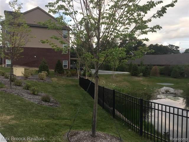 2909 Hartwick Drive #42, Rochester Hills, MI 48307 (#219098789) :: The Buckley Jolley Real Estate Team