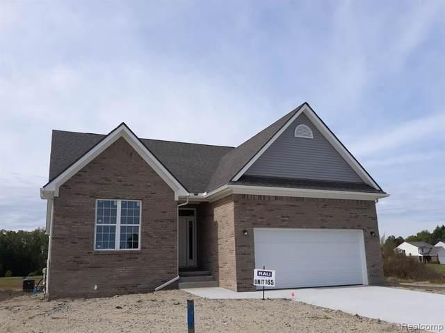 22464 Georgia Pine Drive #165, Huron Twp, MI 48164 (#219099490) :: The Buckley Jolley Real Estate Team