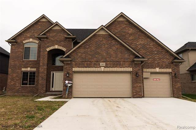 22029 Rio Grande Drive, Macomb Twp, MI 48044 (MLS #219100211) :: The Toth Team