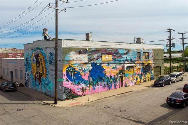 2700 Orleans, Detroit, MI 48207 (#219100768) :: Novak & Associates