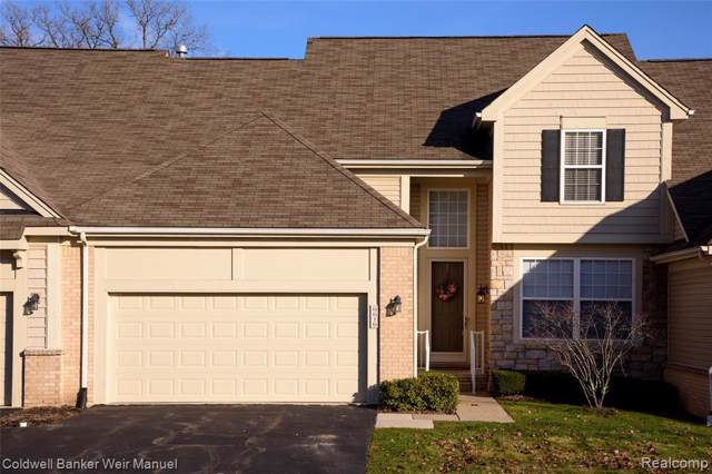 6616 Wabash Lane, Troy, MI 48085 (#219100818) :: Alan Brown Group