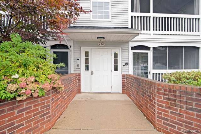 620 Curzon Court #103, Howell, MI 48843 (#219101819) :: The Buckley Jolley Real Estate Team