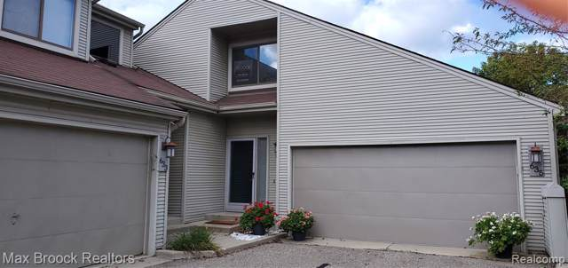 635 Ashley Circle E #138, Rochester Hills, MI 48307 (#219101869) :: The Buckley Jolley Real Estate Team