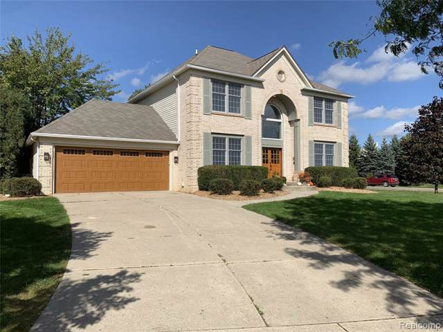 1975 Snowberry Ridge Road, Scio Twp, MI 48103 (MLS #219102078) :: The Toth Team