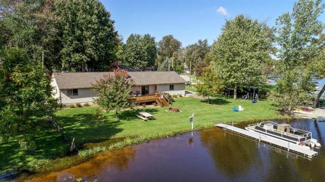 7850 Shady Beach Drive, Northfield Twp, MI 48189 (#543269099) :: The Mulvihill Group