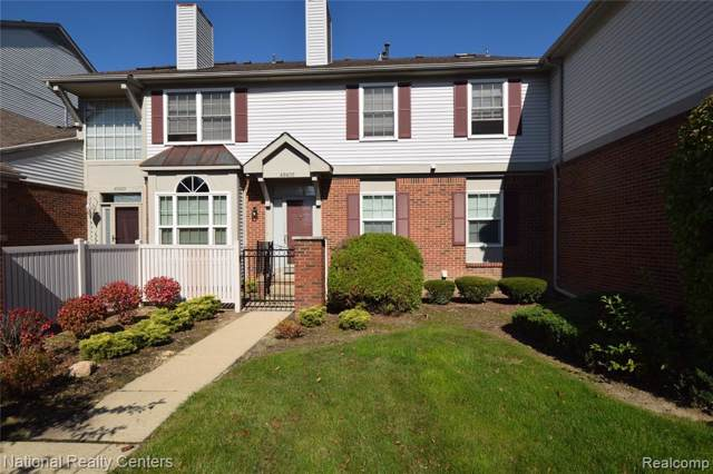 49435 Plymouth Way, Plymouth Twp, MI 48170 (#219102302) :: The Buckley Jolley Real Estate Team