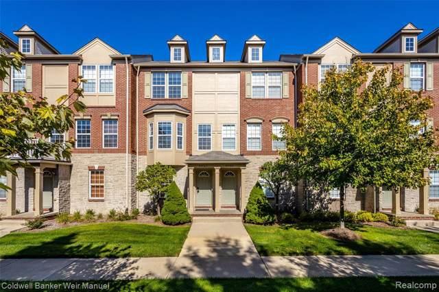 44767 Ellery Lane, Novi, MI 48377 (#219102864) :: The Buckley Jolley Real Estate Team