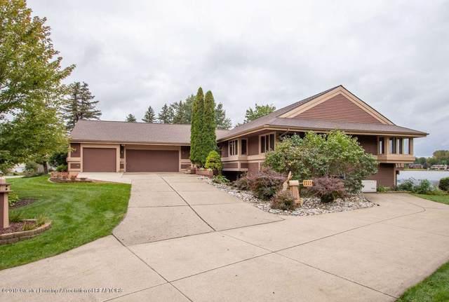 9103 W Scenic Lake Drive, Woodhull Twp, MI 48848 (#630000241531) :: Keller Williams West Bloomfield