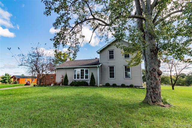 5885 S Posey Lake Highway, Hudson, MI 49247 (#219103229) :: The Buckley Jolley Real Estate Team