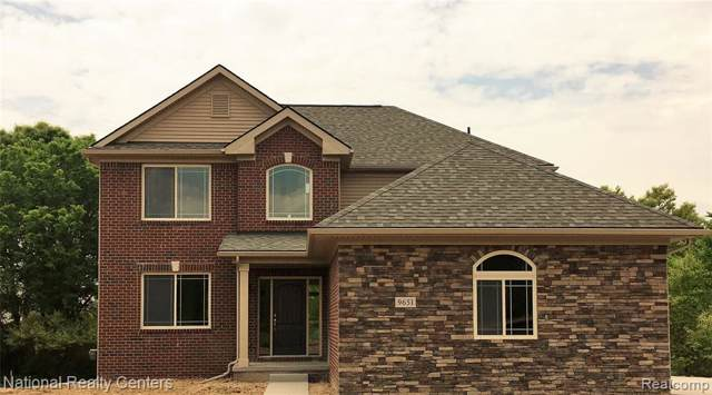 42 Morgan Lake Drive, Independence Twp, MI 48348 (#219103339) :: The Buckley Jolley Real Estate Team
