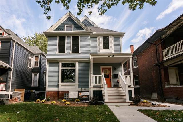 4852 Avery Street, Detroit, MI 48208 (#219103648) :: BestMichiganHouses.com
