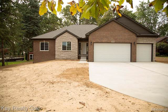 5550 24 MILE Road, Shelby Twp, MI 48316 (#219104517) :: The Mulvihill Group