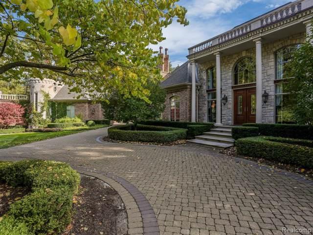 3565 W Tienken Road, Rochester Hills, MI 48306 (#219104672) :: The Buckley Jolley Real Estate Team