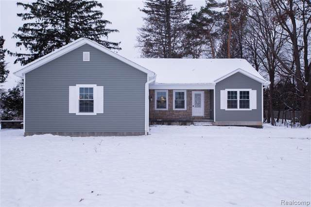 2497 N Lapeer, Mayfield Twp, MI 48446 (#219104977) :: The Mulvihill Group