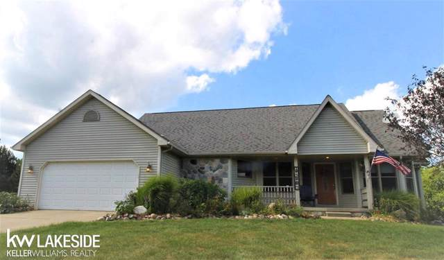 4318 Phillips Rd, Hadley Twp, MI 48455 (#58031397365) :: Team Sanford