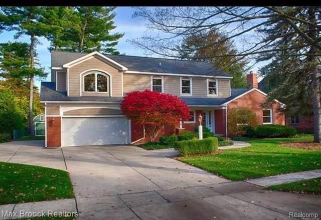 307 Westchester Way, Birmingham, MI 48009 (#219105163) :: The Buckley Jolley Real Estate Team