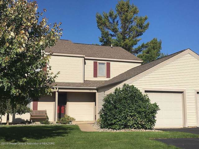 7412 Creekside Drive #15, Delta Twp, MI 48917 (MLS #630000241705) :: The Toth Team