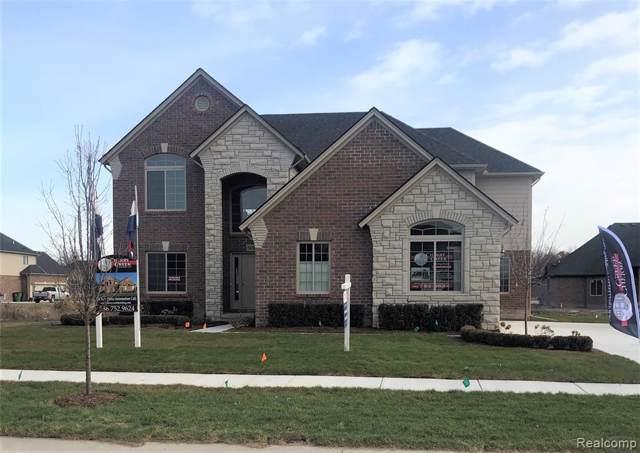 54582 Black Hills Lane, Shelby Twp, MI 48315 (#219105287) :: The Buckley Jolley Real Estate Team