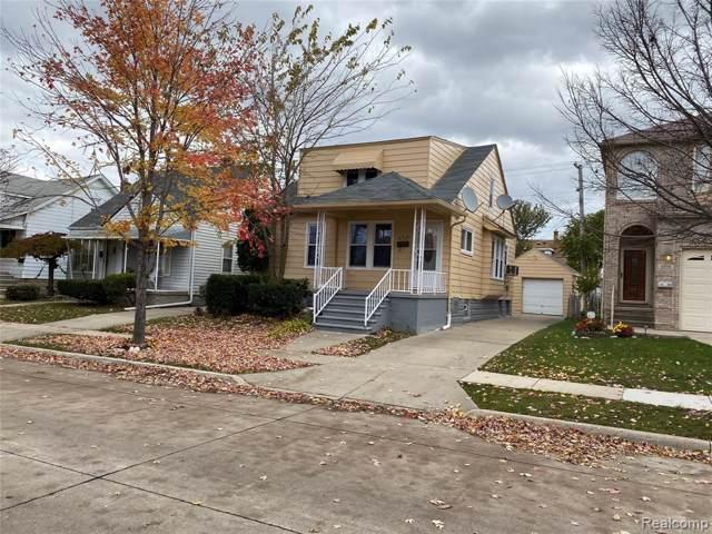 4530 Palmer Street, Dearborn, MI 48126 (#219105382) :: The Buckley Jolley Real Estate Team
