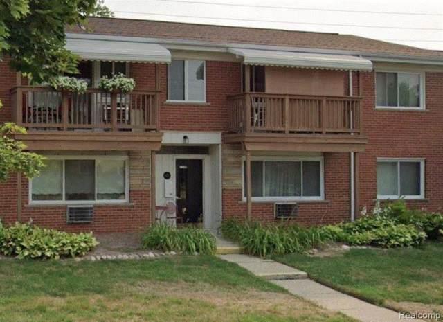 3102 Linwood Avenue #25, Royal Oak, MI 48073 (#219105454) :: RE/MAX Nexus