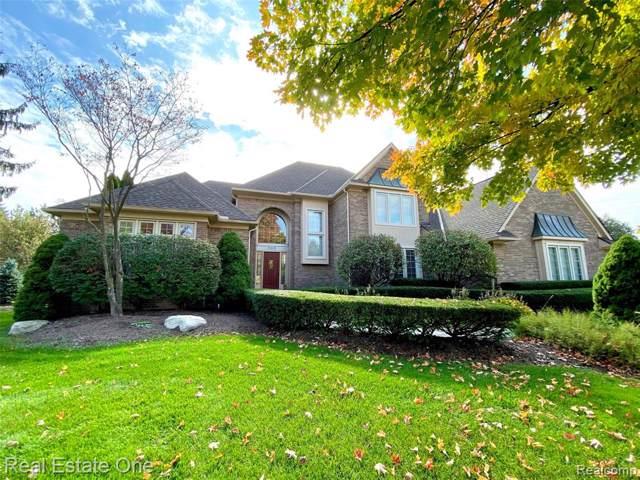 13612 Berkshire Court, Plymouth Twp, MI 48170 (#219105460) :: GK Real Estate Team