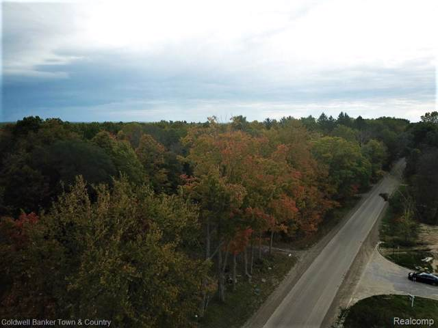 000 Mcclements Rd Parcel B, Brighton, MI 48114 (#219105617) :: The Mulvihill Group